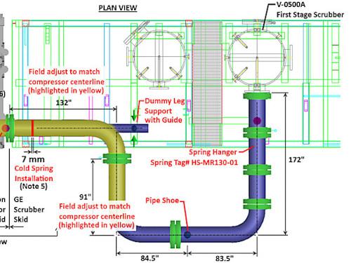 Plant Design LNG SAGD Petroleum Oil & Gas - Zachry Canada